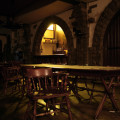 Basement Bar at the Schmidt Brewery by Courtney Celley.
