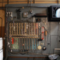 Wires at the Schmidt Brewery by Courtney Celley.