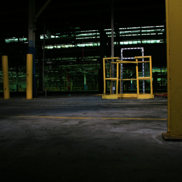Ford Plant by Courtney Celley