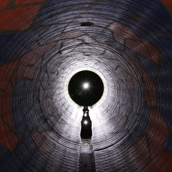 Revisited - Storm Drain by Courtney Celley