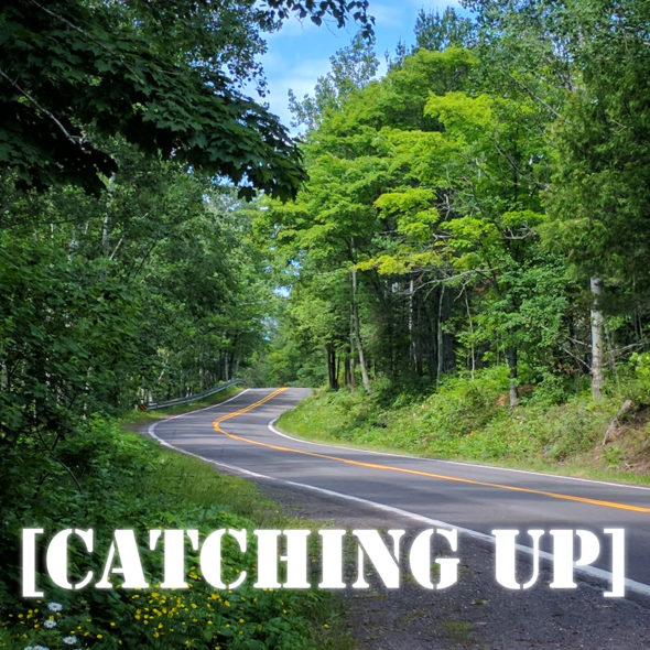 Winding Road - Catching Up