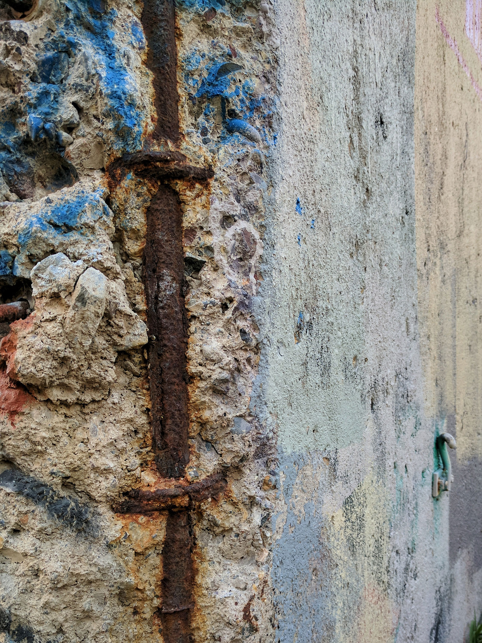 Rusty Rebar by Courtney Celley