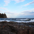 Split Rock Lighthouse by Courtney Celley