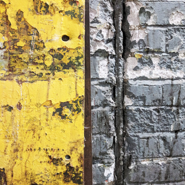 Warehouse Walls by Courtney Celley
